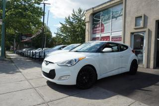 Used 2013 Hyundai Veloster Coupé 3 portes, boîte manuelle *Disp. li for sale in Laval, QC