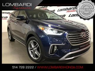 Used 2018 Hyundai Santa Fe XL SOLDE |XL|LIMITED|AWD|7SEATER| for sale in Montréal, QC