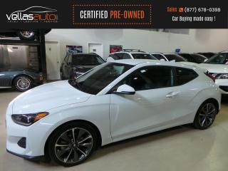 Used 2019 Hyundai Veloster 2.0 GL 2.0  APPLE CARPLAY & ANDROID AUTO  HEATED SEATS for sale in Vaughan, ON