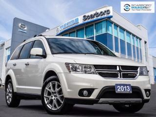 Used 2013 Dodge Journey R/T|AWD|NEW TIRESS|NO ACCIDENTS for sale in Scarborough, ON