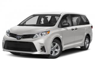 Used 2020 Toyota Sienna LE for sale in Moncton, NB