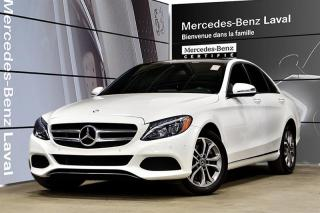 Used 2017 Mercedes-Benz C 300 4MATIC Sedan for sale in Laval, QC