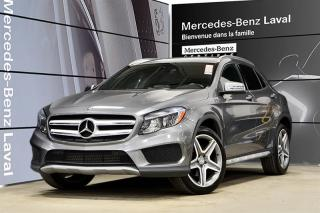 Used 2016 Mercedes-Benz GLA 250 4MATIC SUV for sale in Laval, QC