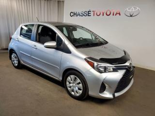 Used 2015 Toyota Yaris Hatchback Gr. Commodité + Garantie PEA for sale in Montréal, QC