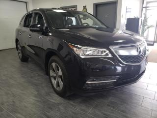 Used 2016 Acura MDX SH-AWD for sale in Châteauguay, QC