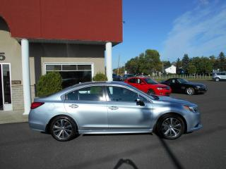 Used 2016 Subaru Legacy 2.5i  Limited for sale in Lévis, QC