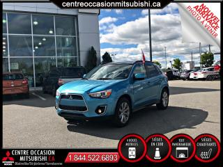 Used 2013 Mitsubishi RVR GT PREMIUM CUIR TOIT PANO for sale in St-Jérôme, QC