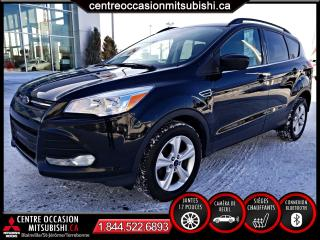 Used 2016 Ford Escape SE FWD CAMERA AIR BLUETOOTH for sale in St-Jérôme, QC