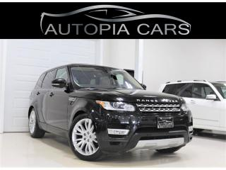 Used 2016 Land Rover Range Rover Sport 4WD 4dr V6 HSE for sale in North York, ON