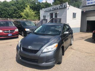 Used 2010 Toyota Matrix 4dr Wgn Auto XR FWD for sale in Brampton, ON
