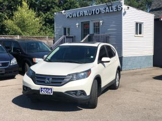 Used 2014 Honda CR-V 2WD 5DR EX for sale in Brampton, ON