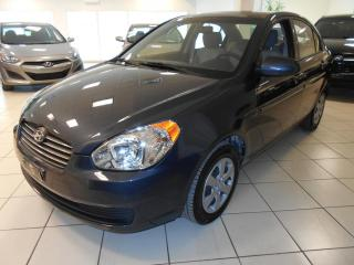 Used 2008 Hyundai Accent GL **BAS KM,AIR CLIMATISE,UNE PROPR.** for sale in Montréal, QC
