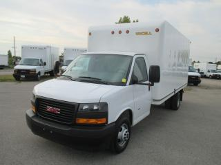 Used 2019 GMC Cutaway 3500 16 FT.UNICELL BODY for sale in London, ON