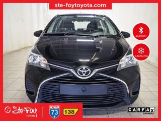 Used 2015 Toyota Yaris LE Climatiseur for sale in Québec, QC