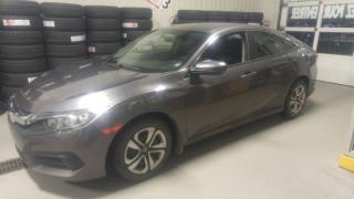 Used 2018 Honda Civic LX BAS KILOM. for sale in Gatineau, QC