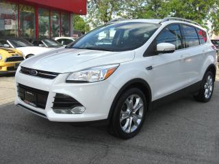 Used 2014 Ford Escape Titanium 4WD for sale in London, ON
