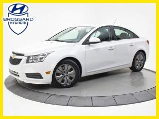 Used 2014 Chevrolet Cruze 1LT CRUISE CONTROL BLUETOOTH for sale in Brossard, QC