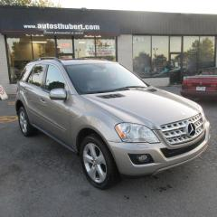 Used 2009 Mercedes-Benz ML 320 BLUETEC 4MATIC ** NAVIGATION/GPS ** for sale in St-Hubert, QC