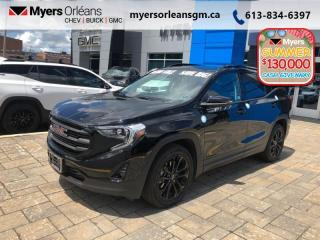 Used 2020 GMC Terrain SLT  - Sunroof - Leather Seats for sale in Orleans, ON