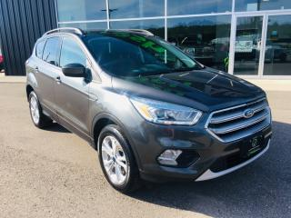 Used 2017 Ford Escape SE, Navigation, 4X4 for sale in Ingersoll, ON