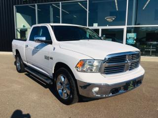 Used 2014 RAM 1500 BigHorn, CD Player, 4X4, Quad Cab for sale in Ingersoll, ON
