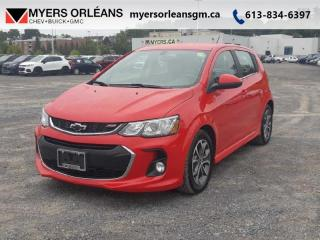 Used 2018 Chevrolet Sonic LT for sale in Orleans, ON
