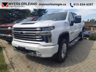 Used 2020 Chevrolet Silverado 2500 HD High Country for sale in Orleans, ON