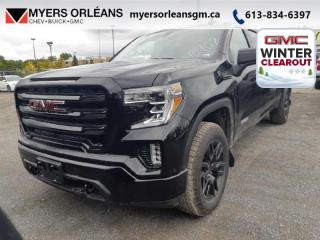 New 2020 GMC Sierra 1500 Elevation  - Sunroof - OnStar for sale in Orleans, ON