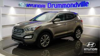 Used 2014 Hyundai Santa Fe Sport SE AWD + GARANTIE + TOIT + CUIR + MAGS ! for sale in Drummondville, QC