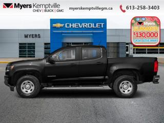 New 2020 Chevrolet Colorado - for sale in Kemptville, ON