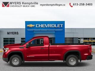 Used 2020 GMC Sierra 1500 for sale in Kemptville, ON
