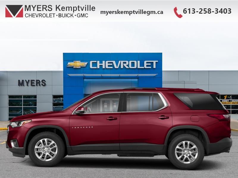 Used 2019 Chevrolet Traverse LT Cloth - Power Liftgate for