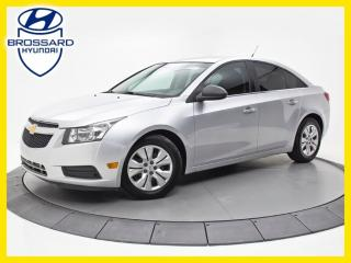 Used 2012 Chevrolet Cruze LS BLUETOOTH A-C for sale in Brossard, QC