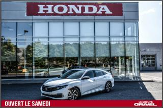 Used 2019 Honda Civic EX - Toit ouvrant - Mags - Camera angle mort - for sale in Ile-des-Soeurs, QC
