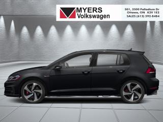 New 2019 Volkswagen Golf GTI Rabbit 5-door DSG for sale in Kanata, ON