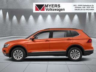 Used 2019 Volkswagen Tiguan COMFORTLINE 4Motion for sale in Kanata, ON