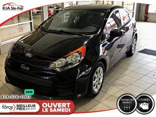 Used 2016 Kia Rio Lx Aux Cert for sale in Québec, QC