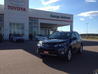Used 2014 Toyota RAV4 LIMITED  for sale in Renfrew, ON