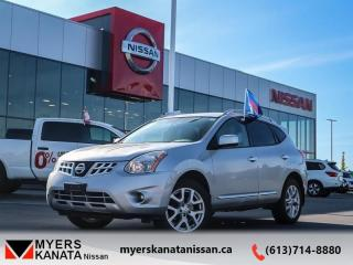 Used 2013 Nissan Rogue SL  - Sunroof -  Navigation - $139 B/W for sale in Kanata, ON