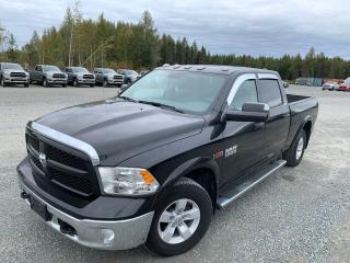 Used 2016 RAM 1500 OUTDOORSMAN for sale in Val-D'or, QC