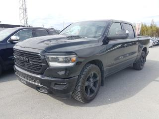 Used 2019 RAM 1500 Sport Crew for sale in Val-D'or, QC