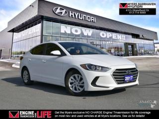 Used 2017 Hyundai Elantra LE  - $67.13 /Wk for sale in Ottawa, ON