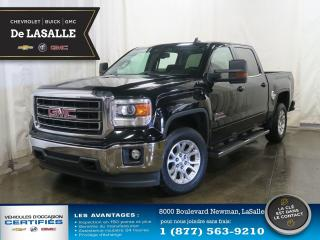 Used 2015 GMC Sierra 1500 SLE SLE for sale in Lasalle, QC