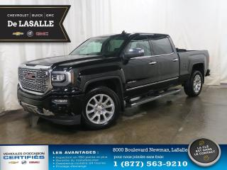 Used 2018 GMC Sierra 1500 Denali DENALI for sale in Lasalle, QC