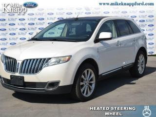 Used 2011 Lincoln MKX Base  - Leather Seats -  Cooled Seats for sale in Welland, ON