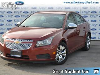 Used 2012 Chevrolet Cruze LS for sale in Welland, ON