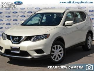 Used 2015 Nissan Rogue S  - Bluetooth -  SiriusXM for sale in Welland, ON