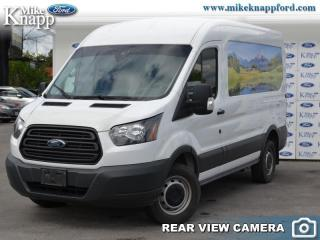 Used 2016 Ford Transit 250 Passenger Wagon XL  -  Trailer Hitch for sale in Welland, ON