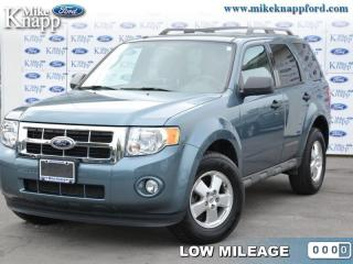 Used 2011 Ford Escape XLT  - SiriusXM - Low Mileage for sale in Welland, ON