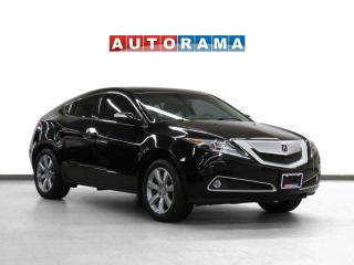 Used 2010 Acura ZDX 4WD Tech Pkg Navigation Leather Pan-Sunroof BCam for sale in Toronto, ON
